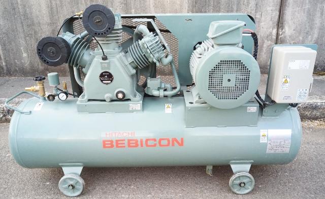 bin190302182251002 工場用コンプレッサーの買取