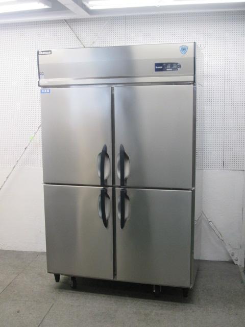 大和冷機 業務用タテ型冷凍冷蔵庫 413S1-EC