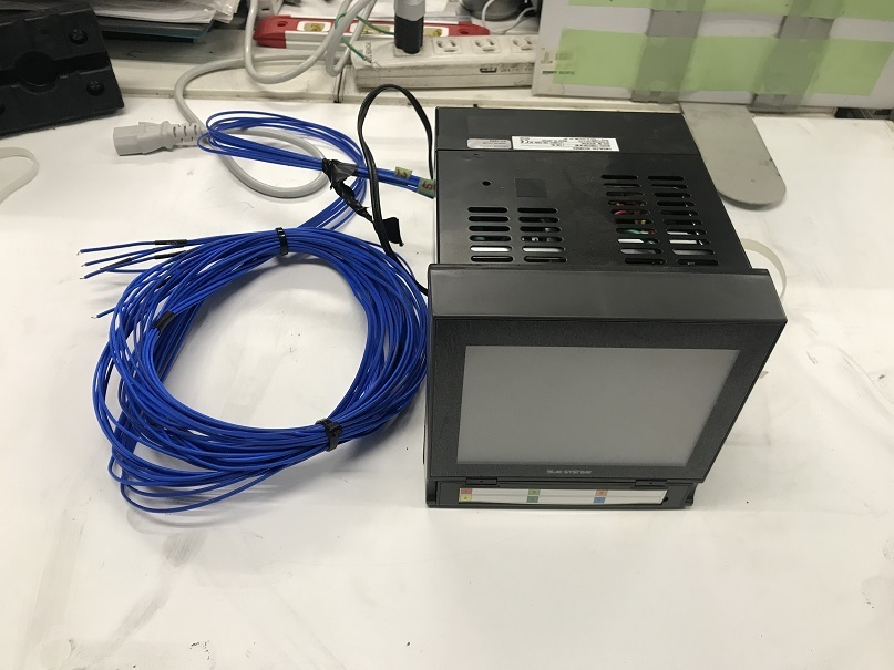 M-SYSTEM チャートレス記録計 73VR2106-N-M2