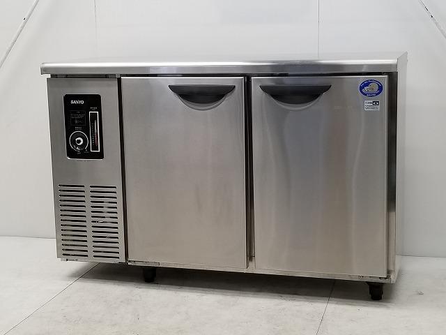 サンヨー サンヨー 冷蔵コールドテーブル SUC-N1241J 2012年製 SUC-N1241J