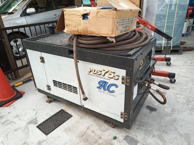 bin190323135317002 工場用コンプレッサーの買取