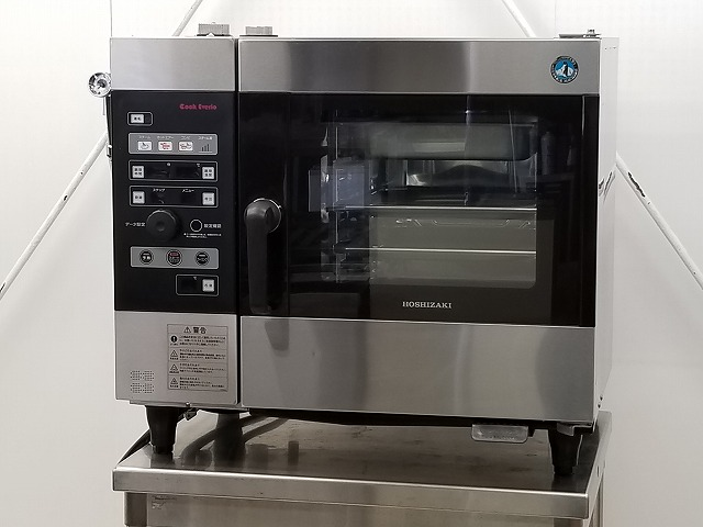 ホシザキ ホシザキ 電気スチームコンベクションオーブン MIC-5TB3 2014年製  MIC-5TB3