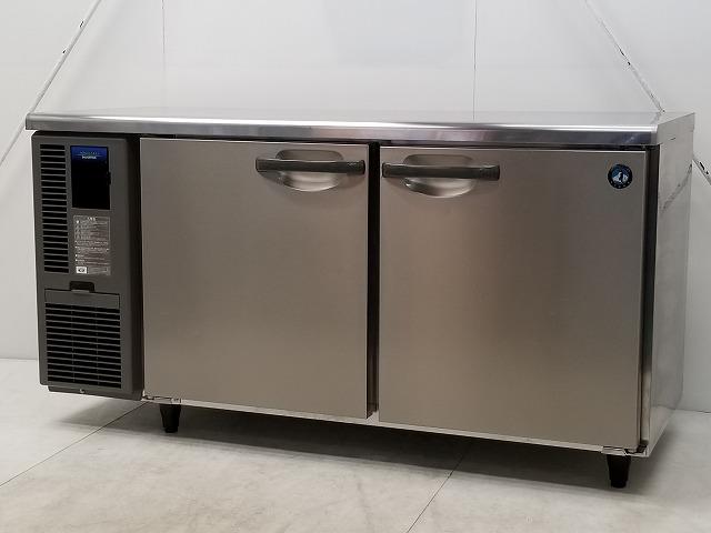 ホシザキ  ホシザキ 冷蔵コールドテーブル RT-150SNF-E 2017年製 RT-150SNF-E