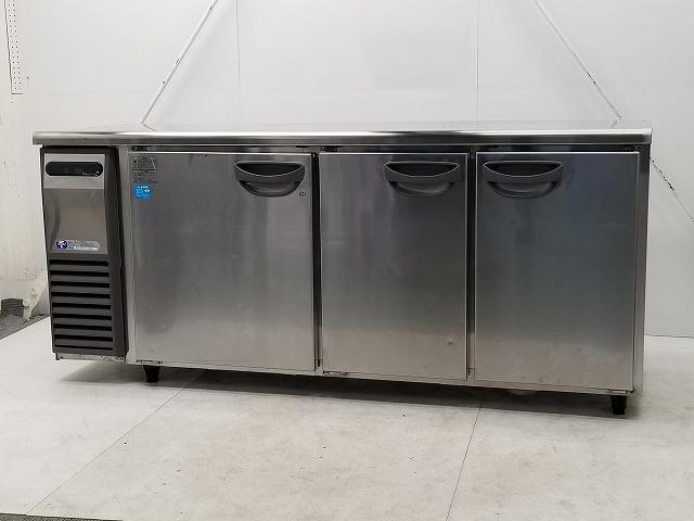 フクシマ フクシマ 冷凍冷蔵コールドテーブル TRC-61PE 2010年製 TRC-61PE