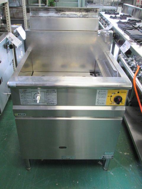コメットカトウ COMET KATO ガス茹で麺器 CMR2-6 2008年製 CMR2-6
