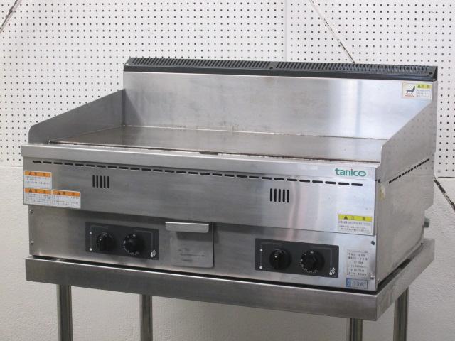 タニコー タニコー 卓上ガスグリドル TGG-90N 2010年製 TGG-90N