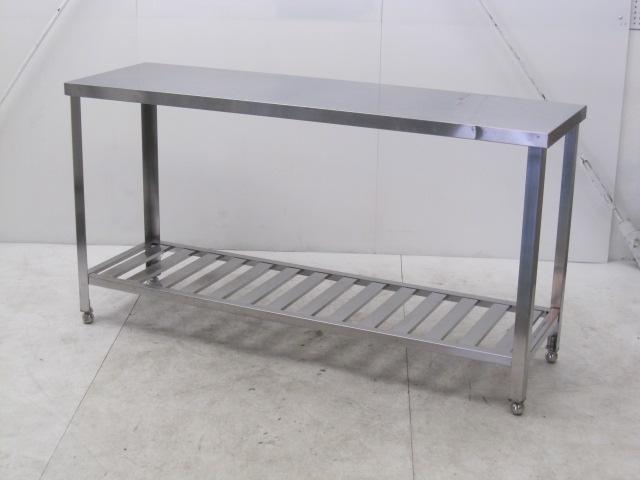 業務用 ステンレス調理台 W1500×D450×H800mm