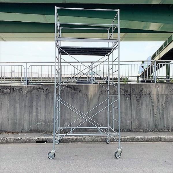 長谷川工業 Hasegawa  ローリングタワー 三段 足場板2枚 NRT型