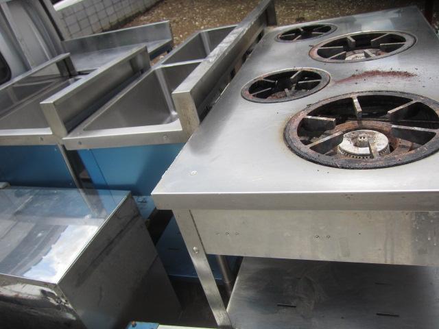 マルゼン ガス機器 板金物