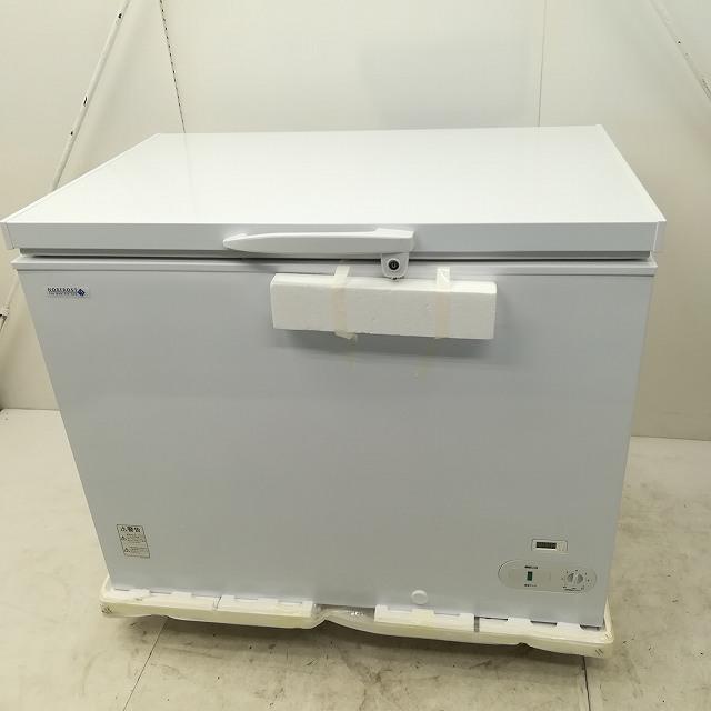 ノーフロスト  NORFROST(ノーフロスト) 冷凍ストッカー JH280CW 2019年製 訳あり 未使用品 JH280CW