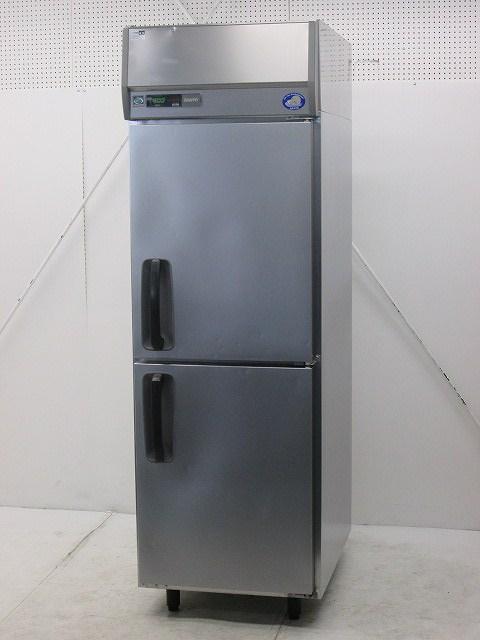 サンヨー サンヨー 縦型冷蔵庫 SRR-J681V 2011年製 SRR-J681V