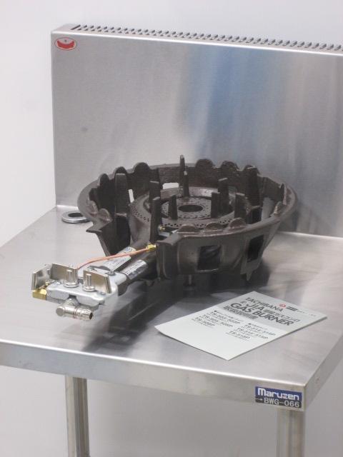 タチバナ タチバナ 二重鋳物ガスコンロ TS-514P 都市ガス 2018年製 未使用品  TS-514P