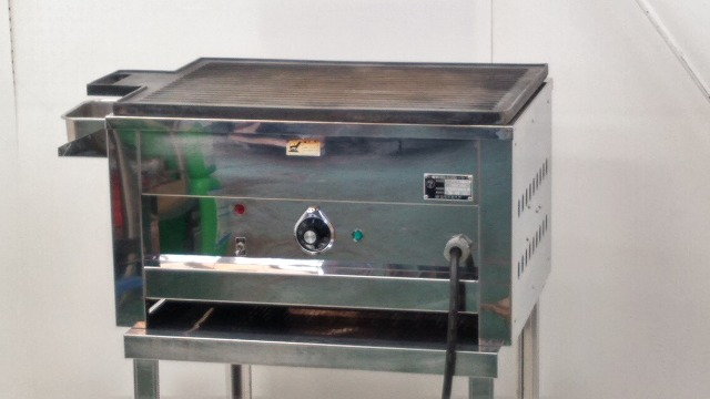 (有)猪狩製作所 (有)猪狩製作所 電気グリドル ESK642B 2009年製 ESK642B