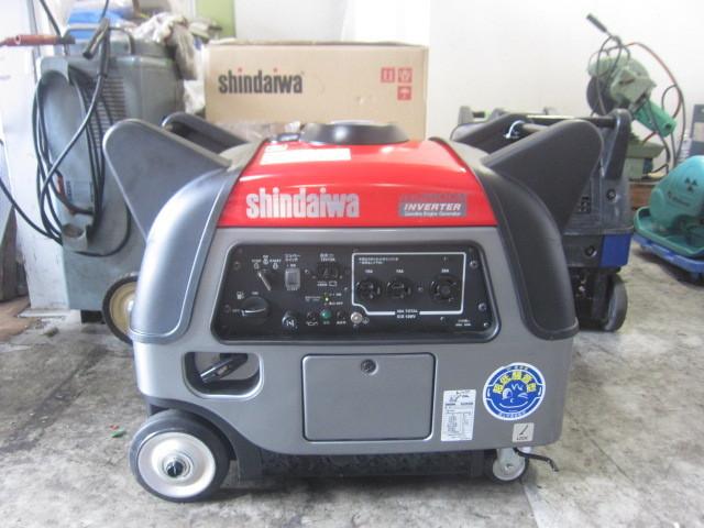新ダイワ/やまびこ 防音型インバーター発電機 iEG-2800M