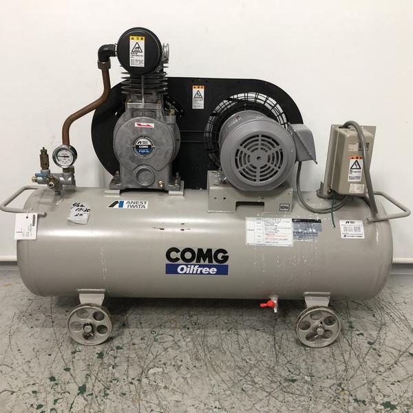 アネスト岩田 ANEST IWATA 2馬力レシプロコンプレッサー(オイルフリー) CONG Air Compressors TFP15-10