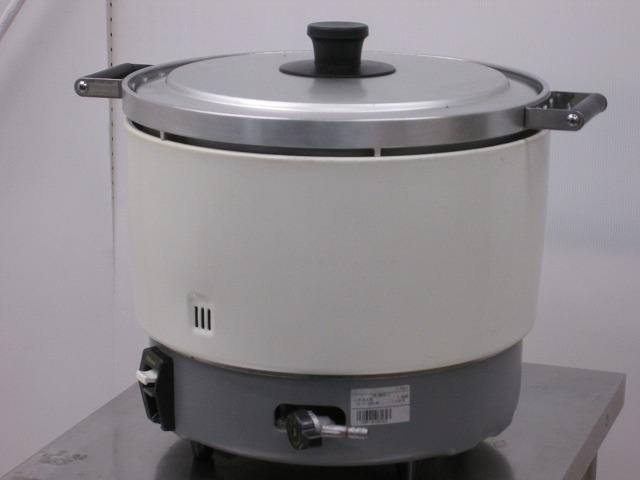 パロマ パロマ ガス炊飯器 PR-6DSS-1 プロパンガス 2012年製 PR-6DSS-1
