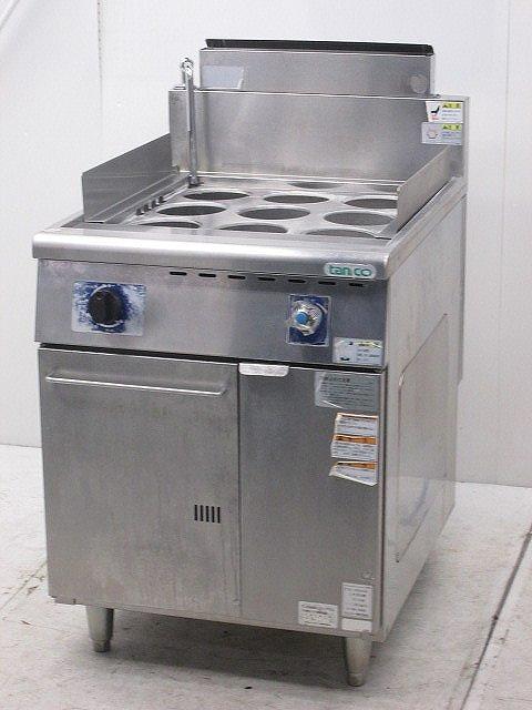 タニコー タニコー ガスゆで麺器 TU-60AN プロパンガス 2011年製 TU-60AN