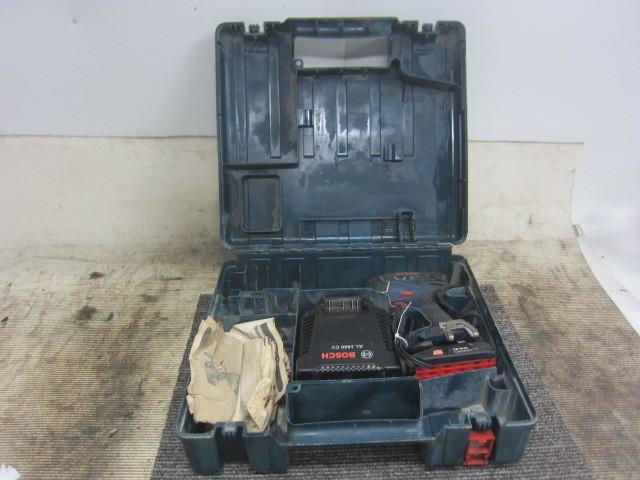 ボッシュ バッテリーインパクトドライバー GDR 18V-LIS