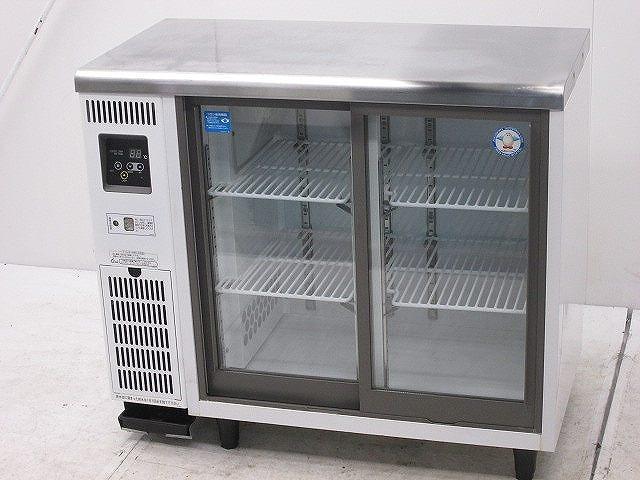 福島工業 福島工業 テーブル型冷蔵ショーケース TGU-30RE1 2018年製 TGU-30RE1