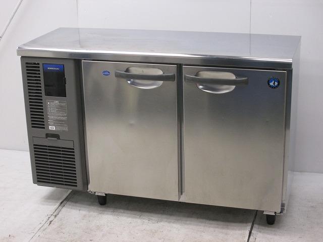 ホシザキ ホシザキ 冷凍冷蔵コールドテーブル RFT-120MTF 2017年製 RFT-120MTF