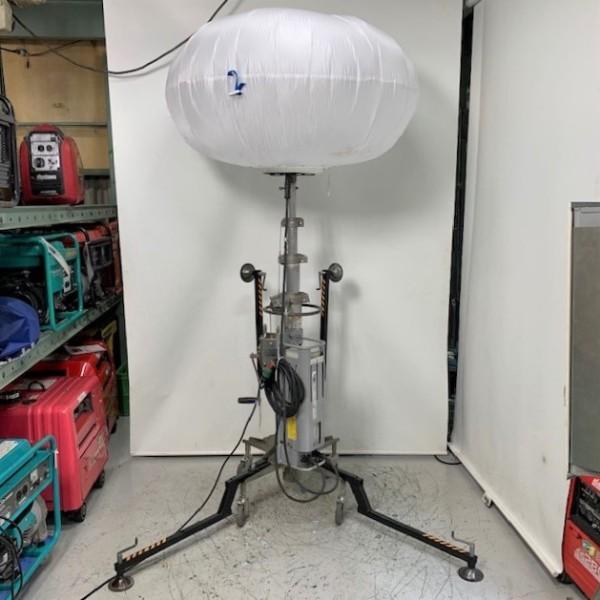 新ダイワ やまびこ  バルーン投光器 メタルハライドランプ 100V SBL141QW イベント照明