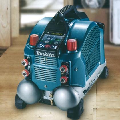 マキタ makita 高圧エアコンプレッサ コンパクト&低振動 AC462XSH
