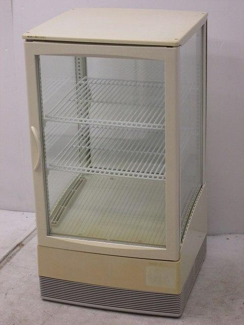 サンヨー サンヨー 卓上4面ガラス冷蔵ショーケース SMR-C75 2007年製 SMR-C75