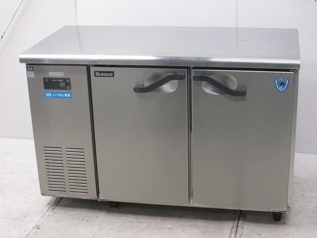 大和冷機 大和冷機 冷蔵コールドテーブル 4661CD-NP 2012年製 4661CD-NP