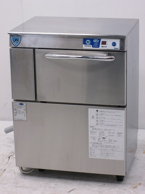 大和冷機 大和冷機 食器洗浄機・アンダーカウンタータイプ DDW-YUE4(01-60) 2014年製 DDW-YUE4(01-60)