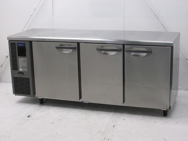 ホシザキ ホシザキ 冷凍冷蔵コールドテーブル RFT-180SNF 2012年製 RFT-180SNF