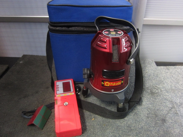 FUKUDA レーザー墨出し器 EK-453DP