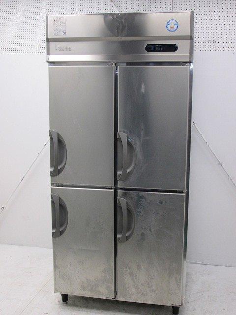 福島工業 福島工業 縦型冷凍冷蔵庫 URD-091PM6 2016年製 URD-091PM6