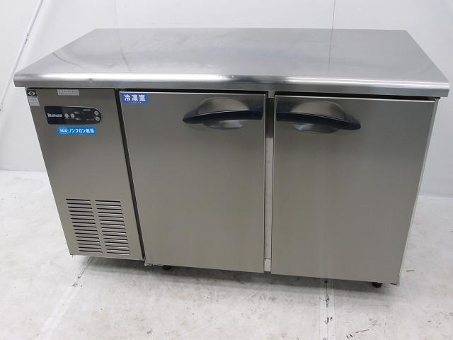 大和冷機 大和冷機 冷凍冷蔵コールドテーブル 4161S-A 2017年製 4161S-A