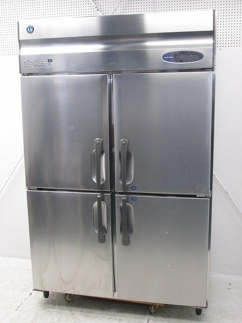 ホシザキ ホシザキ 縦型冷凍冷蔵庫 HRF-120LZFT 2017年製 HRF-120LZFT
