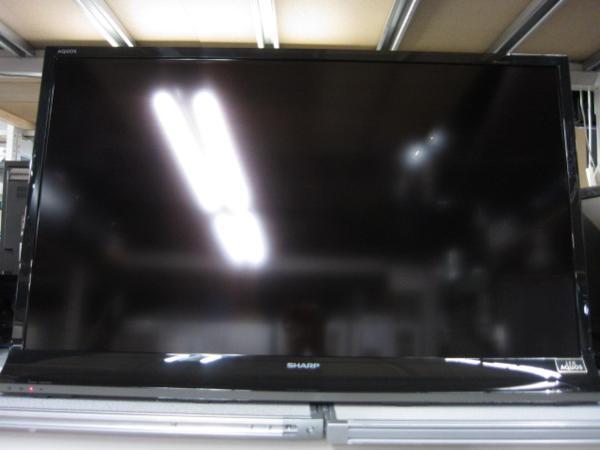 シャープ(AQUOS) 40インチ液晶テレビ買取しました!