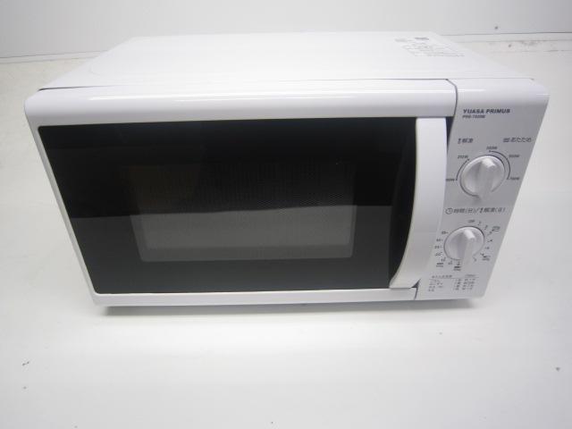 ユアサプライムス 電子レンジ 17L ユアサプライムスPRE-7020M 50Hz(東日本地域対応)買取しました!