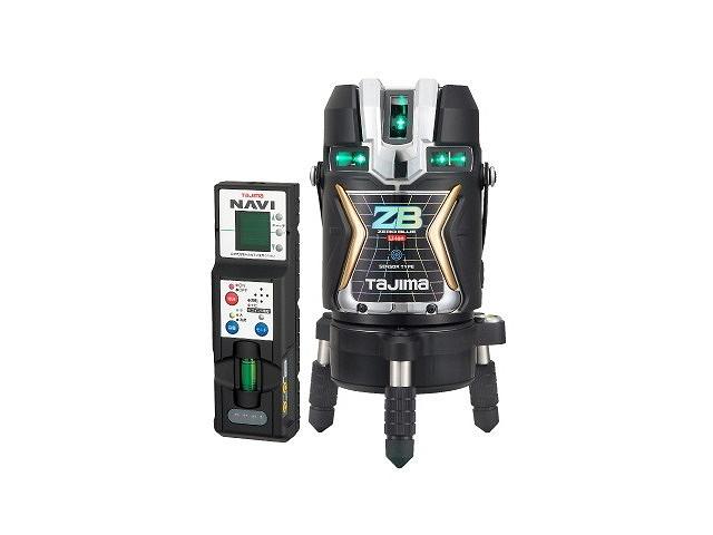 タジマ/TAJIMA ブルーグリーンレーザー 墨出し器 ZEROBLSN-KJC 受光器付 NAVI 矩十字/横全周/TJM�B買取しました!