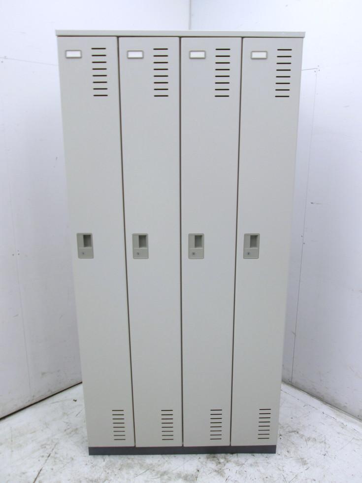 コクヨ  PLKシリーズ 4人用ロッカー買取しました!