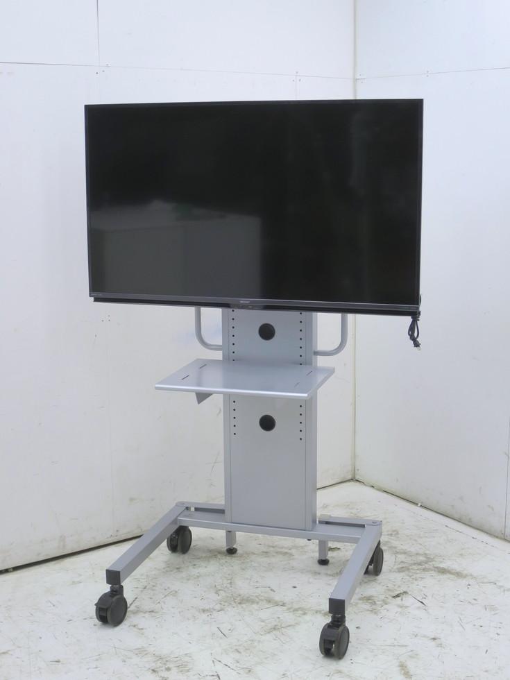 シャープ AQUOSシリーズ 50型4K液晶テレビ スタンド付買取しました!