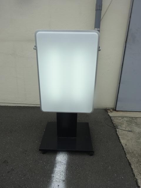 三和サインワークス�� 電光両面看板買取しました!