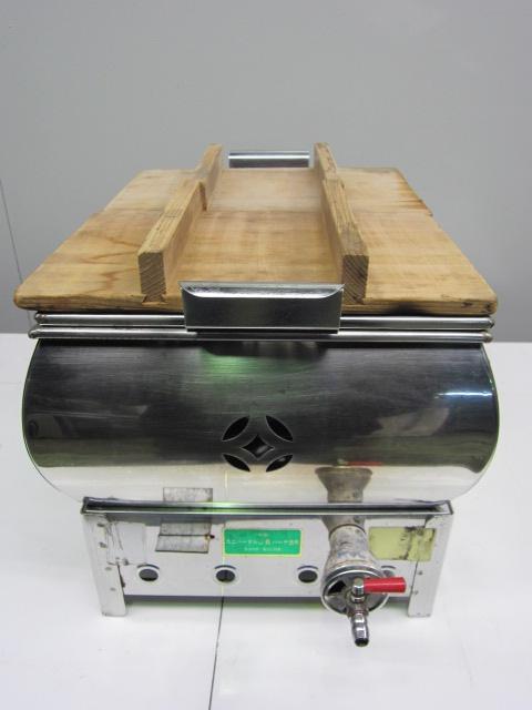 湧井工業株式会社 ガス式おでん鍋買取しました!