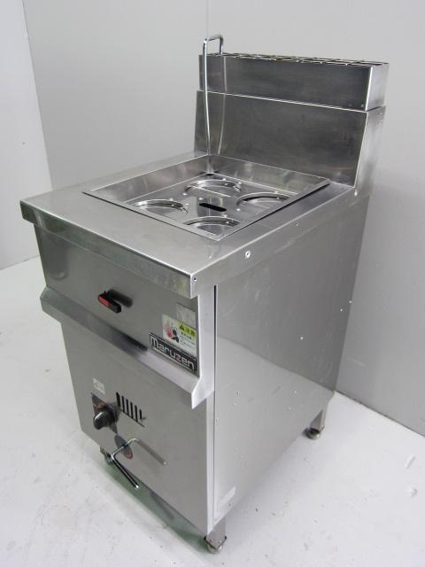 マルゼン 業務用角槽型ゆで麺機買取しました!