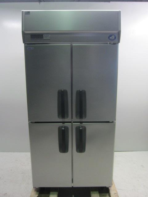 パナソニック 業務用タテ型冷凍冷蔵庫買取しました!