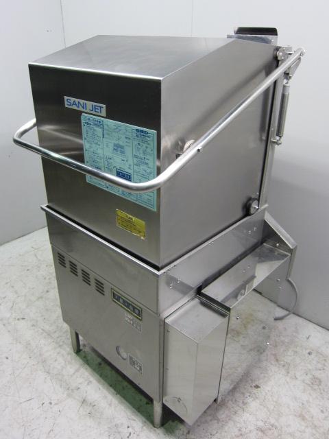 日本洗浄機サニジェット 業務用食器洗浄機(50Hz専用)買取しました!