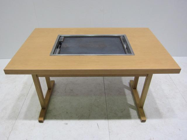 ● お好み焼きテーブル(4人用)�A買取しました!
