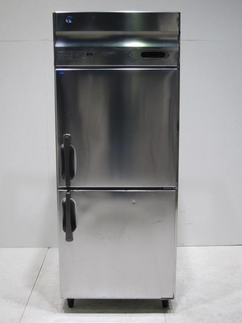 ホシザキ電機 業務用タテ型冷凍冷蔵庫買取しました!