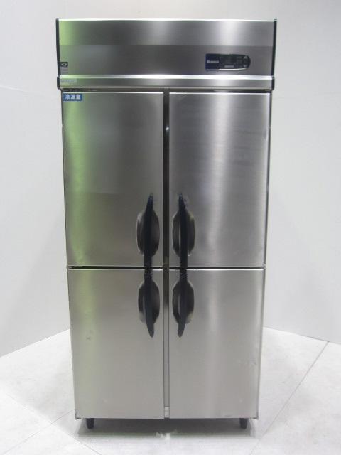 ダイワ冷機 業務用タテ型冷凍冷蔵庫買取しました!