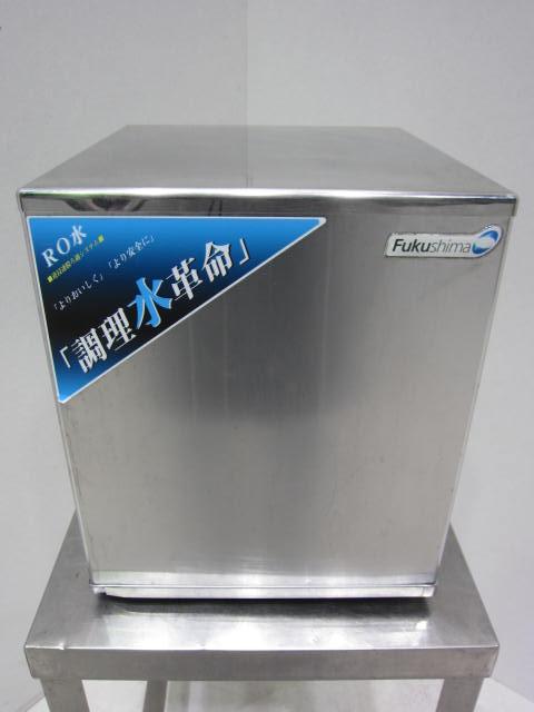 ●フクシマ工業 業務用RO水生成装置買取しました!