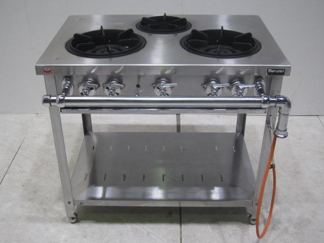 ●マルゼン 業務用ガステーブル(都市ガス用)買取しました!