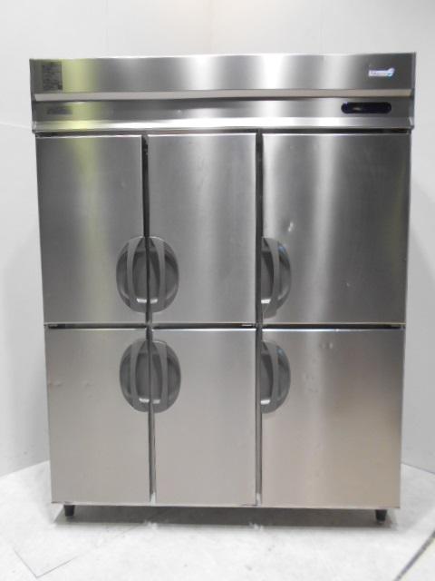 ●フクシマ工業 業務用タテ型冷凍冷蔵庫買取しました!